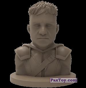 PaxToy.com - 09 Соколиный глаз (Штамп + Ластик) из Пятерочка: Стиратели 2