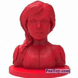 PaxToy 12 Черная вдова