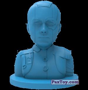 PaxToy.com  Игрушка, Фигурка 13 Небула (Штамп + Ластик) из Пятерочка: Стиратели 2