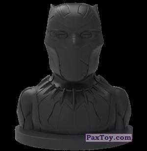PaxToy.com - 14 Черная пантера (Штамп + Ластик) из Пятерочка: Стиратели 2