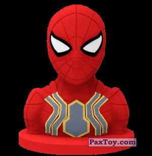PaxToy.com - 15 Человек-паук (Штамп) из Пятерочка: Стиратели 2