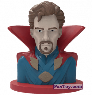 PaxToy.com - 16 Доктор Стрендж (Штамп) из Пятерочка: Стиратели 2