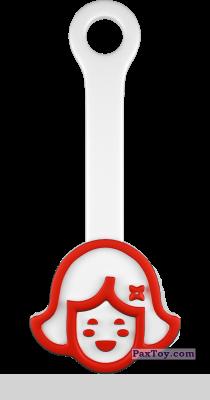 PaxToy.com  Игрушка 21 Девчоныш - Скрепыш из Магнит: Скрепыши