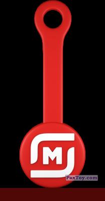 PaxToy.com  Игрушка 22 Юбилейный Магнит - Скрепыш из Магнит: Скрепыши