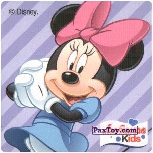 PaxToy.com - 05 Mini Mouse из Любимов Kids: Disney Mickey Mouse