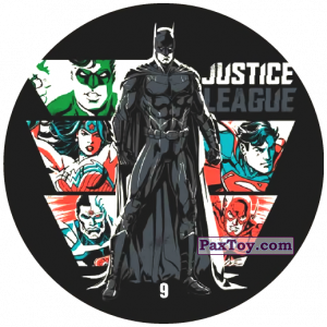 PaxToy.com - 09 Batman - Justice League из Chipicao: Justice League