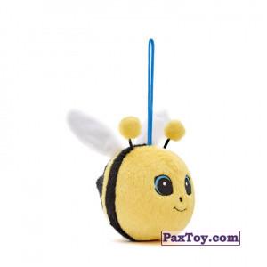 PaxToy.com - 10 Pszczółka Pola (Juniorzy) (Сторна-back) из Biedronka: Gang Słodziaków i Magiczny Portal