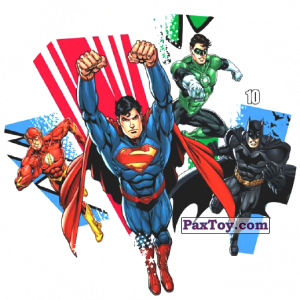 PaxToy.com - 10 Superman - Justice League из Chipicao: Justice League