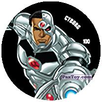 100 Cyborg (Metal Tazo)
