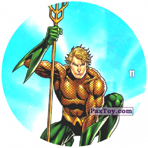 PaxToy.com - 11 Aquaman из Chipicao: Justice League