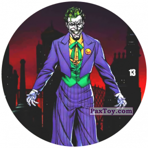 PaxToy.com - 13 Joker из Chipicao: Justice League