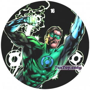 PaxToy.com - 16 Green Lantern из Chipicao: Justice League