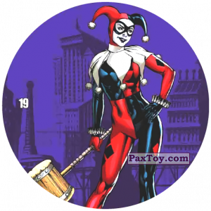 PaxToy.com - 19 Harley Quinn из Chipicao: Justice League
