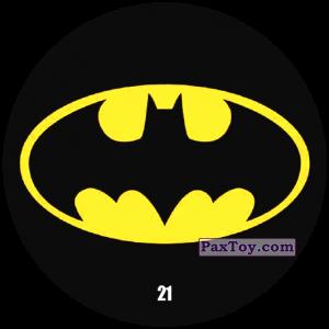 PaxToy.com - 21 Batman LOGO из Chipicao: Justice League