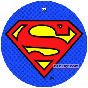 PaxToy.com - 22 Superman LOGO из Chipicao: Justice League