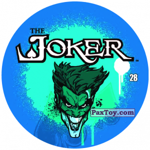 PaxToy.com - 28 The Joker LOGO из Chipicao: Justice League