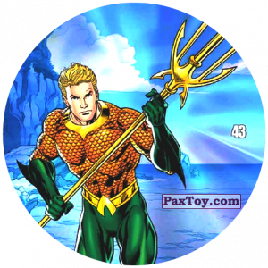 PaxToy.com - 43 Aquaman из Chipicao: Justice League