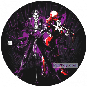 PaxToy.com - 48 Joker and Harley Quinn из Chipicao: Justice League