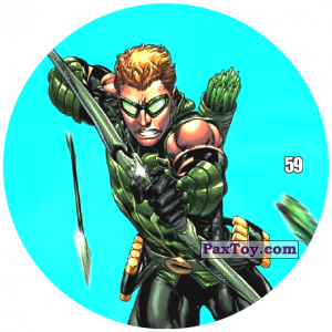 59 Green Arrow