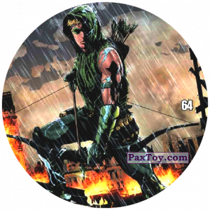 64 Green Arrow