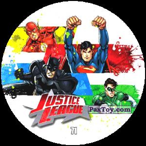 71 Justice League