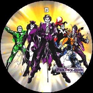 73 Villain Team