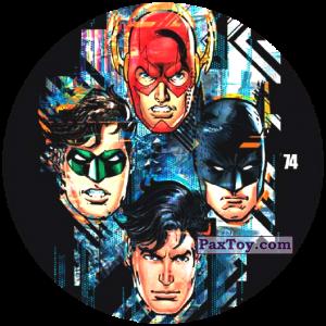 74 Justice League