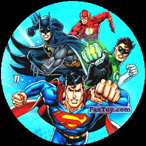 77 Justice League