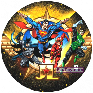 83 Superman - Justice League