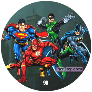 90 Justice League