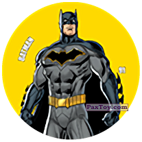 91 Batman (Metal Tazo)