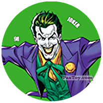 98 Joker (Metal Tazo)
