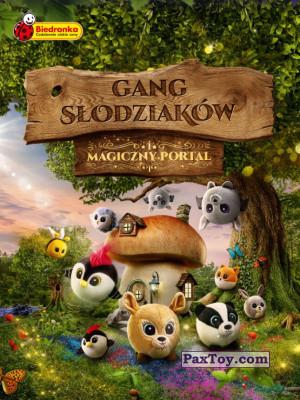 PaxToy Biedronka: Gang Słodziaków i Magiczny Portal