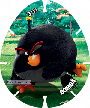 PaxToy.com - 03/32 BOMBA из Carrefour: Angry Birds 2