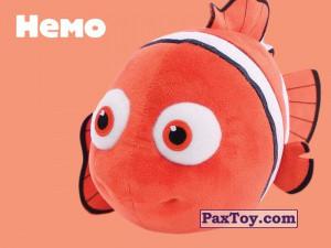 PaxToy.com - 04 Немо из Billa: Плюшевая команда
