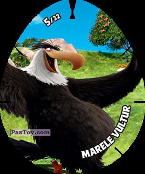 PaxToy.com - 05/32 MARELE VULTUR из Carrefour: Angry Birds 2