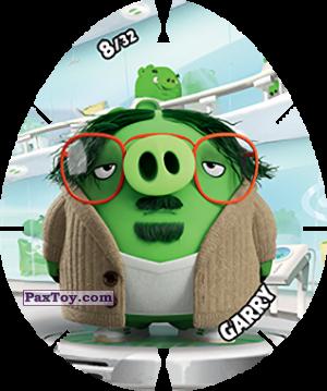 PaxToy.com - 08/32 GARRY из Carrefour: Angry Birds 2