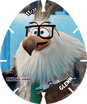 PaxToy.com - 11/32 GLENN из Carrefour: Angry Birds 2