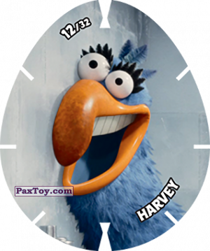 PaxToy.com - 12/32 HARVEY из Carrefour: Angry Birds 2
