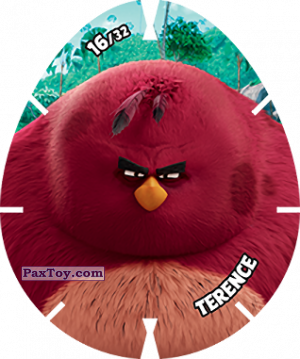 PaxToy.com - 16/32 TERENCE из Carrefour: Angry Birds 2
