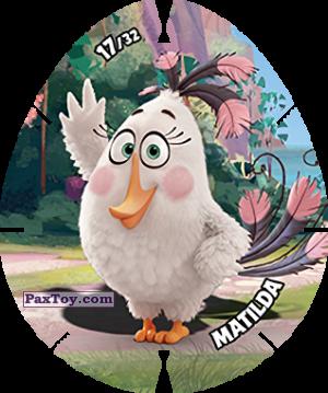 PaxToy.com - 17/32 MATILDA из Carrefour: Angry Birds 2