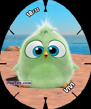 PaxToy.com - 18/32 VIVI из Carrefour: Angry Birds 2