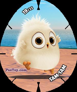 PaxToy.com - 19/32 SAM-SAM из Carrefour: Angry Birds 2