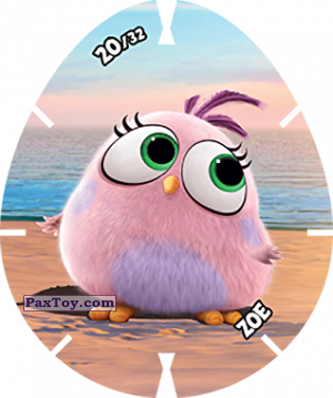 PaxToy.com - 20/32 ZOE из Carrefour: Angry Birds 2