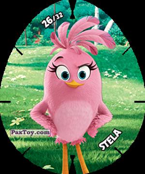 PaxToy.com - 26/32 STELA из Carrefour: Angry Birds 2