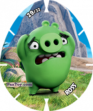 PaxToy.com - 29/32 ROSS из Carrefour: Angry Birds 2
