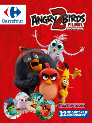 PaxToy Carrefour: Angry Birds 2
