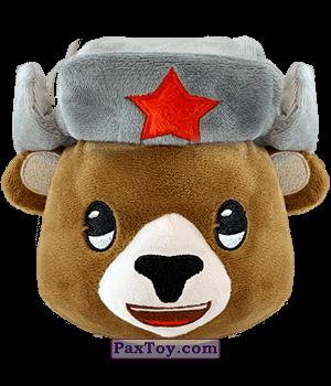 PaxToy.com  Мягкая игрушка 01 Плюшевый СЕВЕРЯНИН из О'Кей: Плюшевые игрушки в подарок к Новому Году 2020