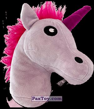 PaxToy.com  Мягкая игрушка 02 Плюшевый ЕДИНОРОГ ПИНКИ из О'Кей: Плюшевые игрушки в подарок к Новому Году 2020