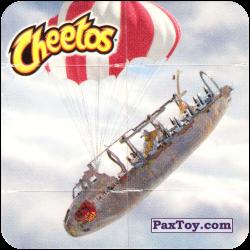 PaxToy 05 Самолет на парашюте